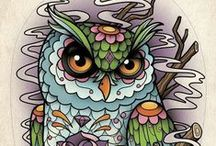 Tattoo Love / by Sage Zombie