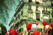 Color photography / Fotografía en color  / Stunnin color pictures: landscapes, travel destinations, flowers, colors... / by Jasmine