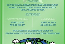 Earth Day Contest / by Georgia-Pacific