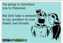 Welcome to Pinterest! / by ToShare WithYou