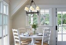 Dining Room Ideas / by Hello I Live Here