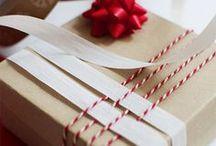 Gift Wrap / by Michal Kadari