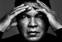 Muhammad Ali / El más grande. / by Santiago Pastor