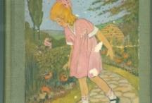 Vintage children's books / by Lyn B