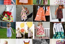 Sewing: kids / Sewing-inspiration for Ella's, Margots, Jelskes clothes, toys, ... - patterns - tutorials  / by Mama Ka