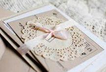 WEDDING / by February DesignGraphique