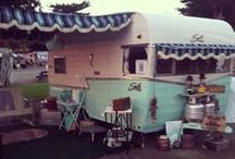 Trailer Trash / RV & Camper living.  / by Kara Kay