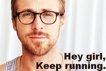 Stop Pinning. Go Run. / by Laura Bond