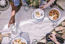 food + drink / by Richard de Clausade