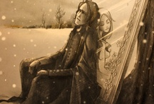 Snape. Snape. Severus Snape.  / If I could..... I'd marry Severus Snape.  / by Brittany Hilgert
