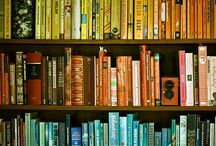 Reading Rainbow / Book porn! / by Rachel Ackerman