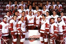 Hockey / by Laurie Thayer Cameron