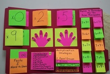 Foldables 4 Math & Note-Taking / I am a huge foldables (Dinah Zike) fan. Foldables are a very hands-on way of taking notes and learning content. This board is a collection of cool foldables. / by Rebecca Zullo