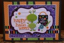 layout d'Halloween + / by Micheline Dubé