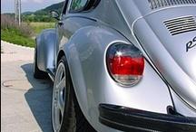 VOLKSWAGEN LOVE / belles photos des voitures VW  préférées et air cooled classics / by André BIANCO