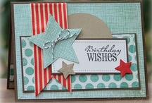 Masculine Cards / by Nancy Finlay