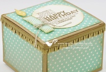 Stampin' Up / by Nancy Finlay