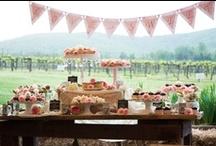 vineyard weddings / by Bianchi Winery