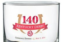 Kentucky Derby Beverage and Dinnerware / Everything tastes better when served on or in something that says Kentucky Derby logo.  Serving dishes, glasses, mugs, cups, wine glasses, julep glasses... / by Kentucky Derby