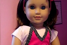 American Girl clothes and crafts / by Rosa Maria