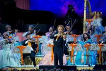 Andre Rieu and Johann Strauss Orchestra  / by Sally Stinton