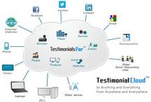 TestimonialsFor / We are an online Testimonials and Review Management System, which help businesses to display their product Reviews on their Websites and Facebook page. Also, our integrated referral management system helps business to increase sales and website traffic. / by TestimonialsFor Testifor.com
