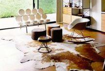 Modern Home Decor Ideas. / Mid-century modern & mcm inspired home/apt decoration. / by Nest Vintage Home