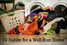 Household Fun: Organizing, Informative, Useful Stuff / by Teri Deal