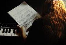 Make Music / by Lizzie A