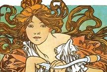 Mucha / by Don Terlinden