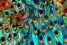 Stained Glass  / by Sherri Moore