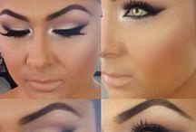 eye brows / by Sherri Moore