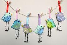 Birds / by Doris Ballif