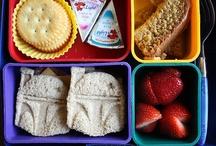 School Lunch Ideas / by Dawn Ruggles