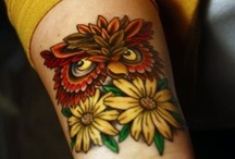 Tattoos that rule. / by Rochelle Aiken