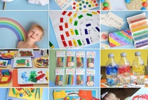 {cr{a}fts for kids} / fun ways to keep little hands busy / by April George