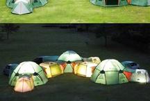 Camping / by Jacqueline van der Zwaard