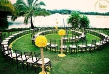Garden weddings / by Charlotte-Daffodil Planter- Germane