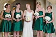 Emerald Green | Pantone Color of the Year | 2013 / by StudioWed Nashville