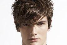 Hugo's haircut / by Laure T.