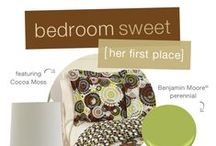 Bedroom Sweet [her first place]  / by Vera Bradley