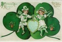 Irish Vintage Greeting cards / by Edna Boland