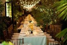 Reception | StudioWed Inspiration / Decoration inspiration and fun ideas that will spark your creativity and make your reception the most memorable of occasions! / by StudioWed Nashville