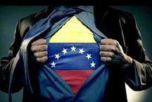 Orgullo Venezolano ツ / A final de cuentas siempre amaré a Venezuela. / by Paul Bracho Raleigh