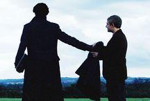 Sherlock / Johnlock. Sherlolly. Everything Sherlock !!! I am so obsessed with Sherlock!  / by Tori Norgren