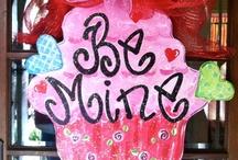 Be My Valentine / レ O √ 乇 ❤ ♡♡♡ ♡♡♡ ❤ レ O √ 乇 ღ / by Rikki Moore
