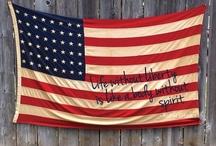 Patriotism   / by Tiffany Lunsford