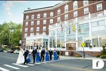 Wedding Receptions / by Hotel Northampton