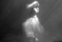 Dark and ghostsly / by barbie gonzalez