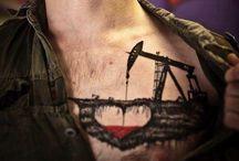 Tattoos / by Matthew Whipp